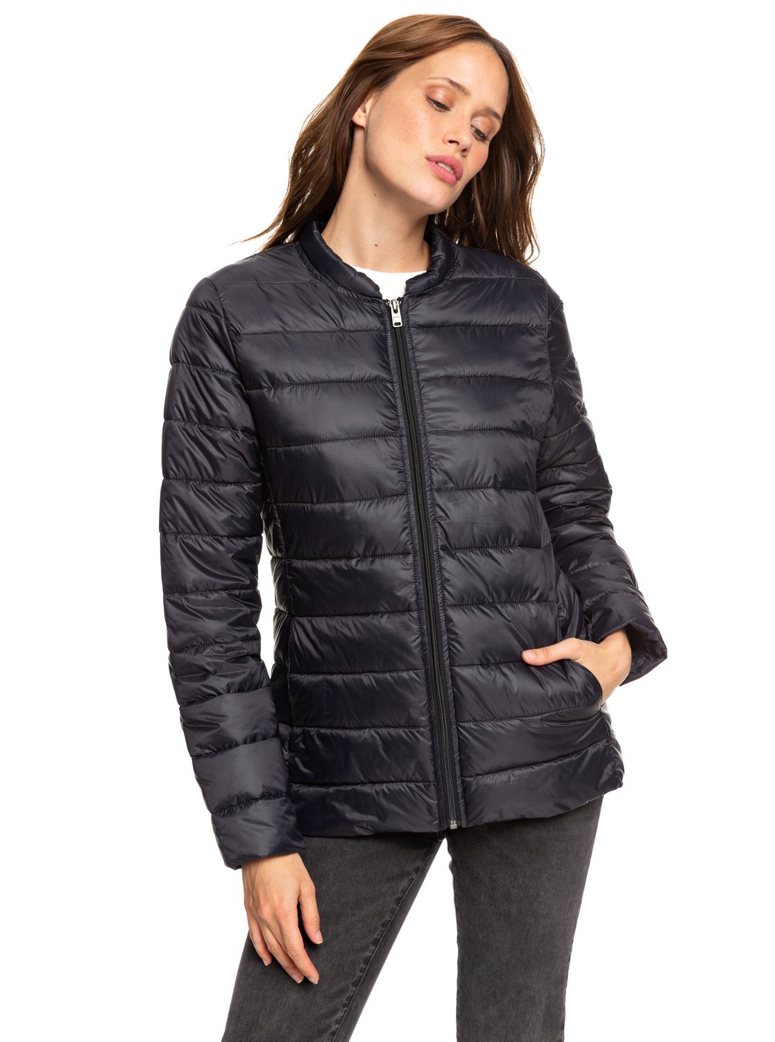 737dee699abbf Roxy™ Endless Dreaming - Packable Lightweight Puffer Jacket for ...