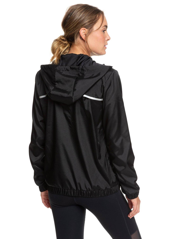 On Hold - Coupe-vent imperméable à capuche pour Femme ERJJK03326 | Roxy