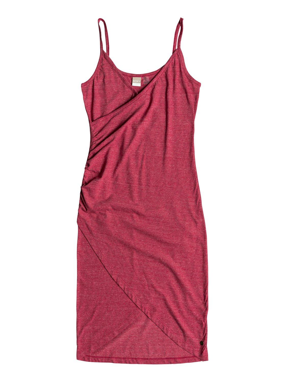 8300b7df8f55 Roxy-Bali-Bowl-Bodycon-Strappy-Dress-ERJKD03218 thumbnail 9