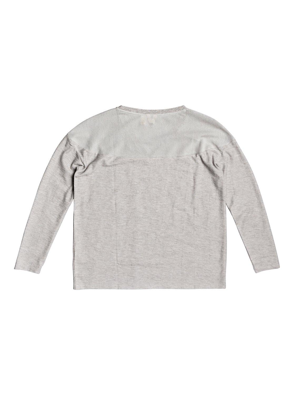 Roxy-You-Gotta-Be-Camiseta-de-manga-larga-con-cuello-en-V-para-Mujer miniatura 14