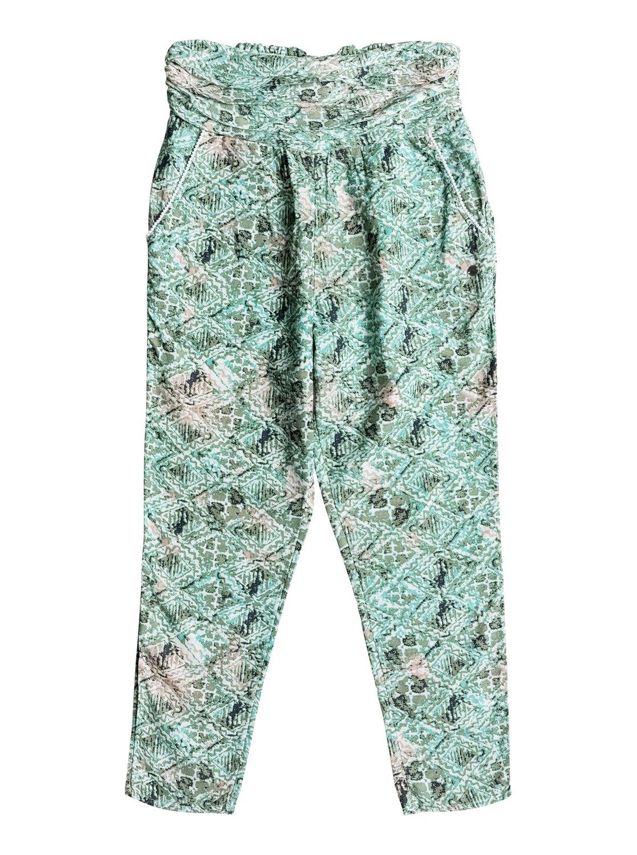 d5f1ff2346c5 Pantalón Deportivo Estampado Ultra Violet ERJNP03093 | Roxy