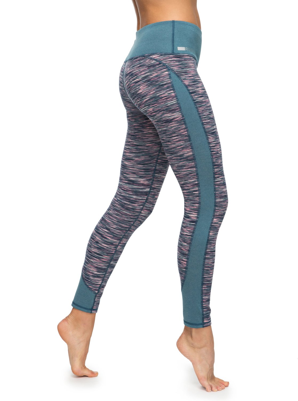 e58f84c4f4 3 Nakkan - Reversible Yoga Leggings for Women ERJNP03134 Roxy