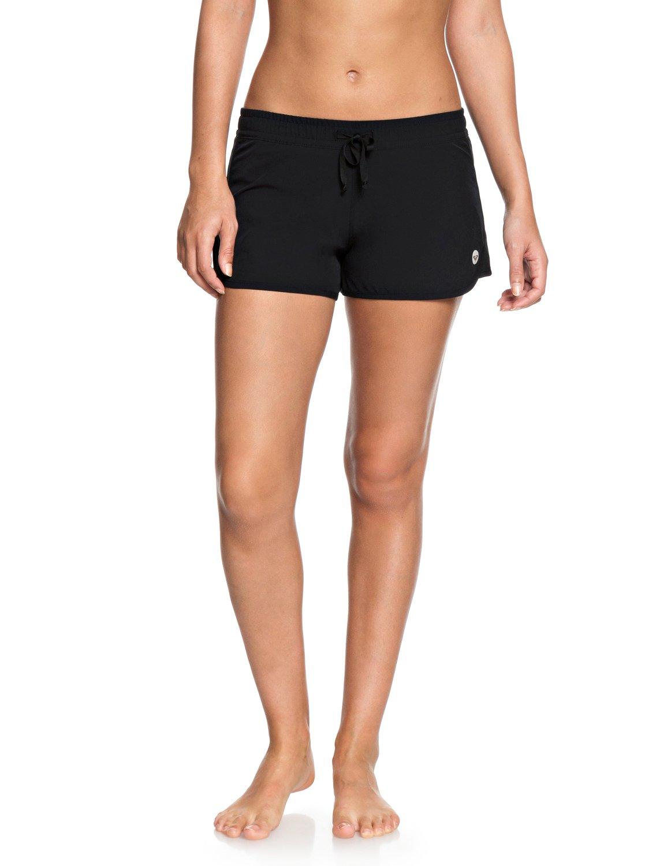 dce675bc35d 1 All In Time - Pantalones Cortos De Running para Mujer ERJNS03172 Roxy