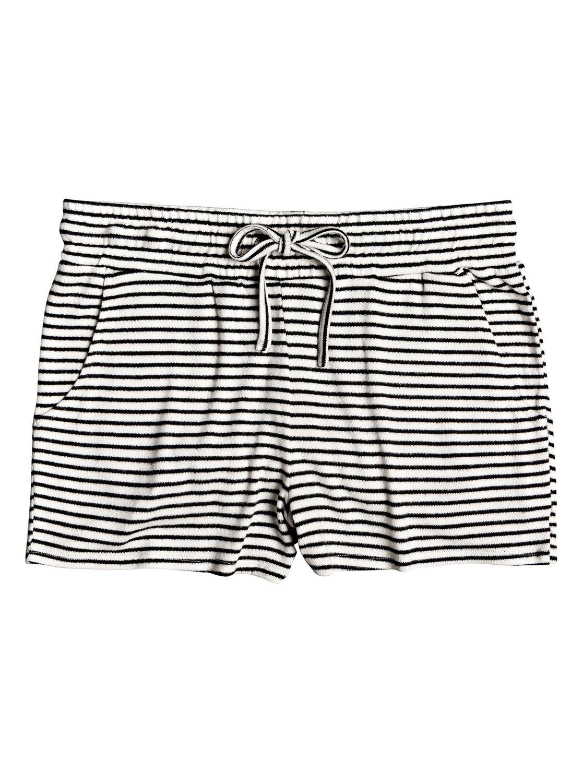 2a188610d9 0 Forbidden Summer Super Soft Sweat Shorts Black ERJNS03231 Roxy