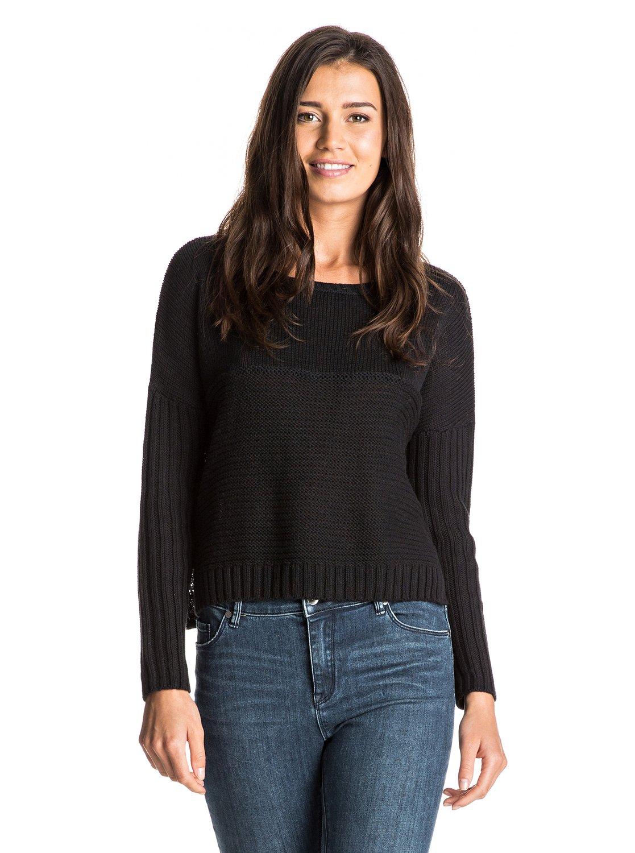 Erjsw03125Roxy School To Sweater True Cropped Your nwvN0m8