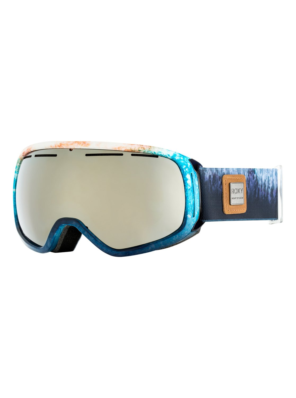 c3c2180471e6 0 Rockferry Snowboard Ski Goggles White ERJTG03055 Roxy