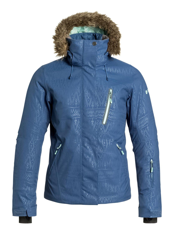 db911fe05f Jet Ski Premium Snow Jacket ERJTJ03002 | Roxy
