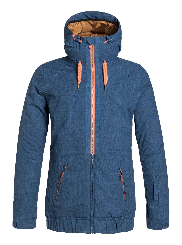 1bb8d256934 0 Valley Hoodie Snow Jacket ERJTJ03021 Roxy