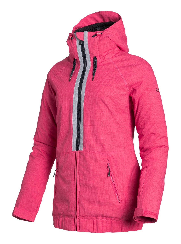e3f32189085 1 Valley Hoodie Snow Jacket ERJTJ03021 Roxy