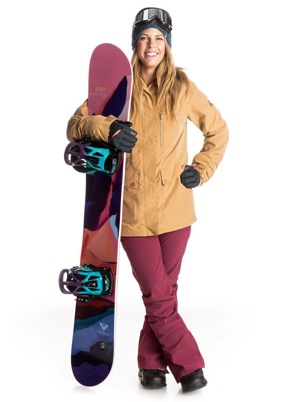 f1185f878f1 Torah Bright Andie - Snow Jacket ERJTJ03072   Roxy