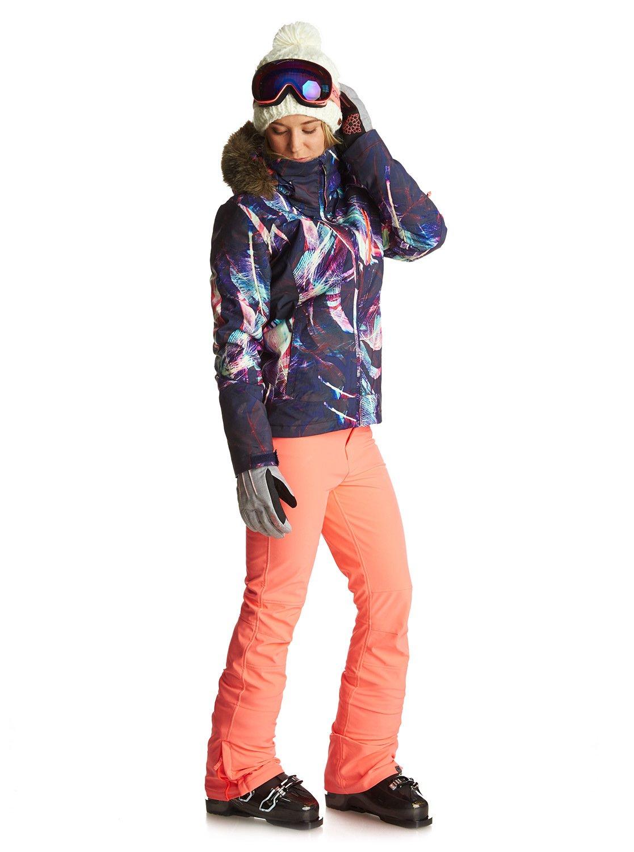 e78ac77c79 Jet Ski Premium Snow Jacket ERJTJ03110 | Roxy