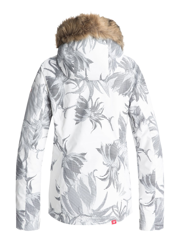 46ecf95a40 1 Jet Ski - Veste de snow pour Femme Blanc ERJTJ03162 Roxy