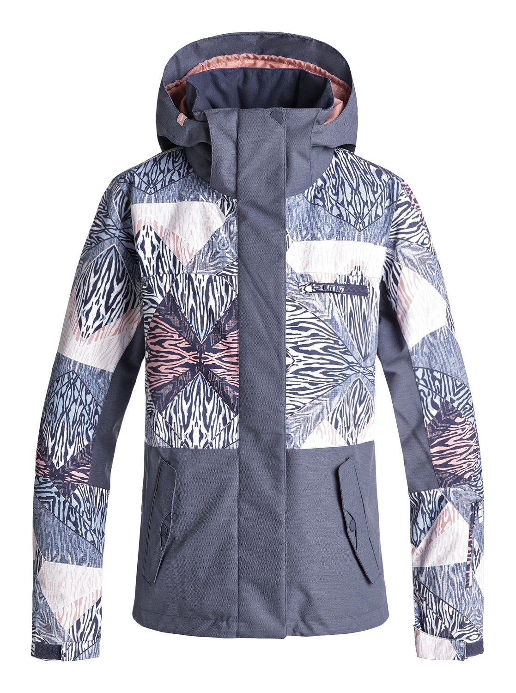 Roxy Jetty Block Snowboard Jacket Womens