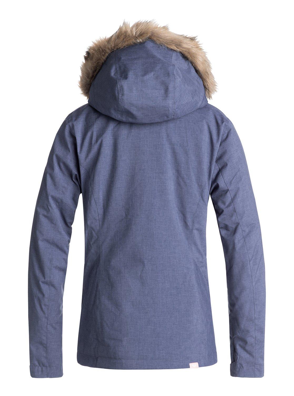 9e25df3792 1 Jet Ski - Veste de snow pour Femme Bleu ERJTJ03181 Roxy