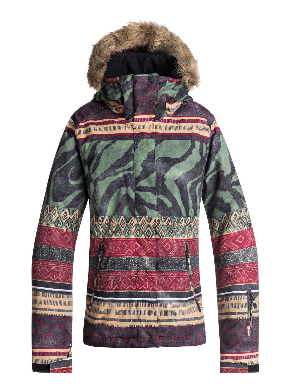 dda0b684ca9 0 Jet Ski SE Snow Jacket Black ERJTJ03184 Roxy