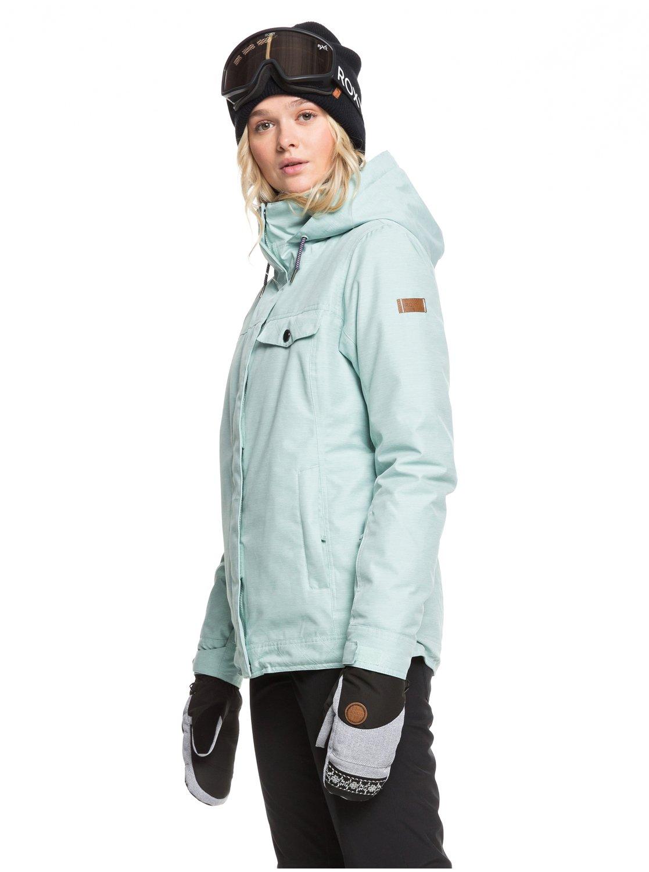 Roxy-Billie-Veste-de-snow-pour-Femme-ERJTJ03235 miniature 6