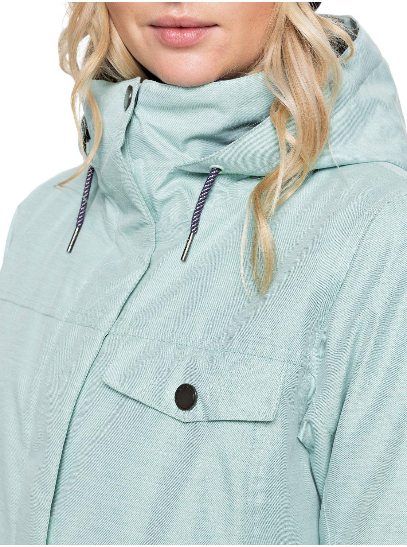 Roxy-Billie-Veste-de-snow-pour-Femme-ERJTJ03235 miniature 7