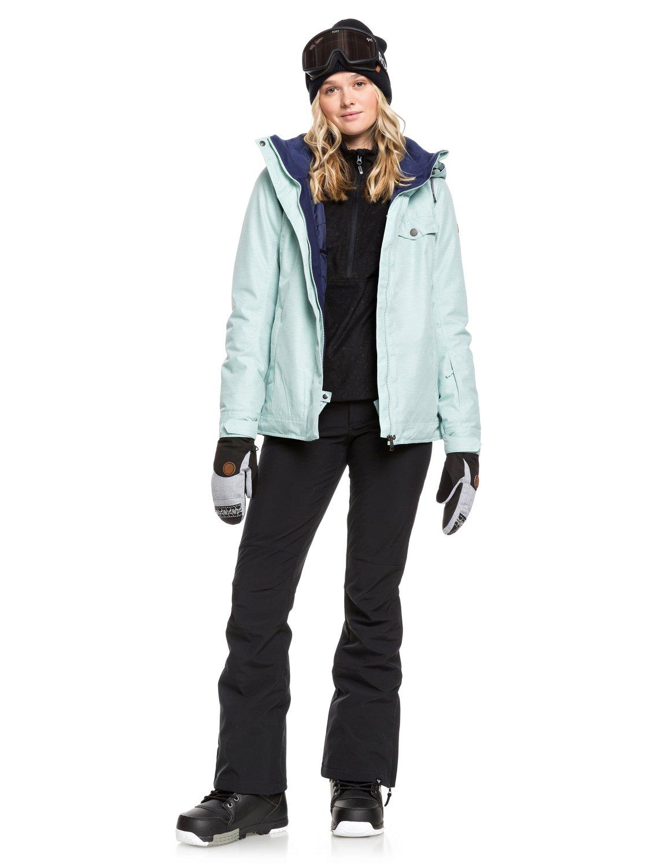Roxy-Billie-Veste-de-snow-pour-Femme-ERJTJ03235 miniature 8