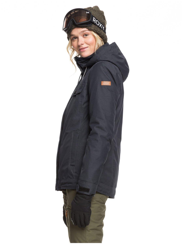 Roxy-Billie-Veste-de-snow-pour-Femme-ERJTJ03235 miniature 14