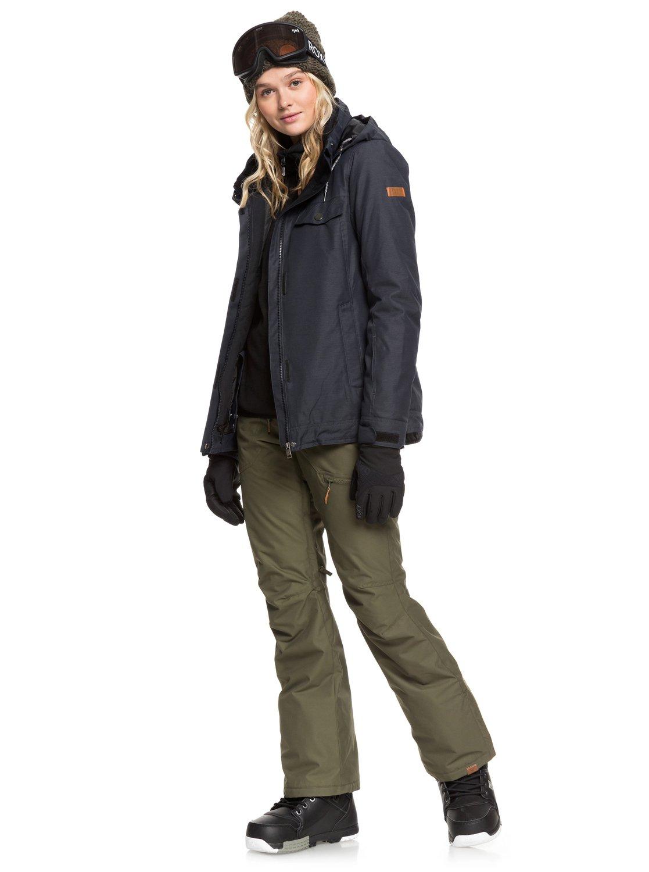 Roxy-Billie-Veste-de-snow-pour-Femme-ERJTJ03235 miniature 16