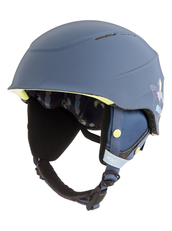e46b17aff93 0 Millbury - Casco de snowboard esquí Azul ERJTL03029 Roxy