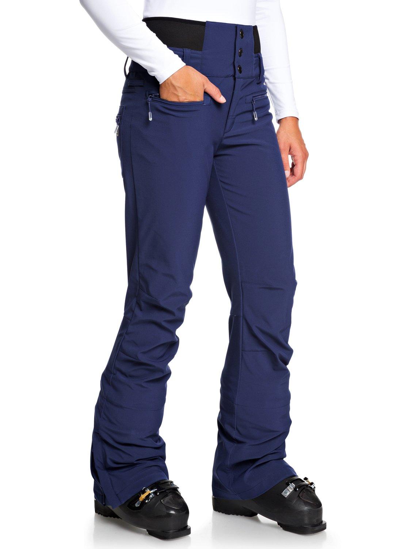 Rising High Snow Pantalon Femme Pour De Taille Haute b6Yg7yf