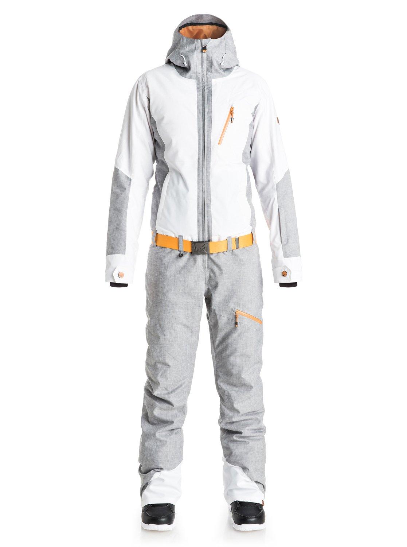 Womens Snow Suit One Piece >> Impression One Piece Snow Suit Erjts03001 Roxy