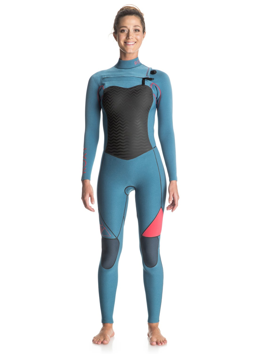8ae0f423a16 0 Performance 3 2mm - Chest Zip Full Wetsuit ERJW103002 Roxy