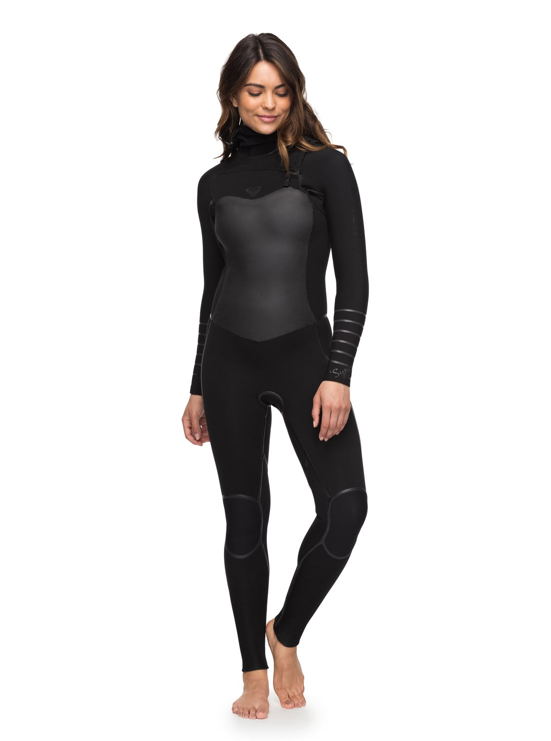 875a2eba29 5/4/3mm Syncro Plus Hooded Chest Zip Wetsuit