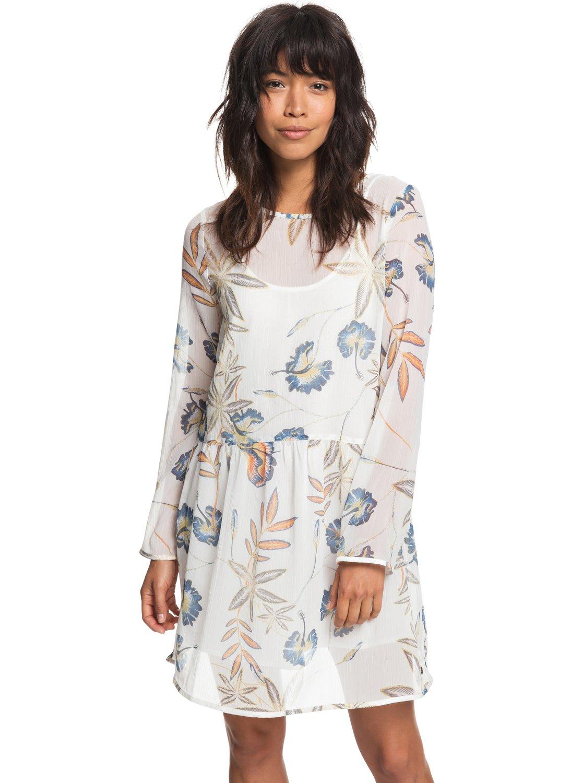 2e71bafa3c97 0 Amazing Wave - Long Sleeve Dress for Women ERJWD03253 Roxy