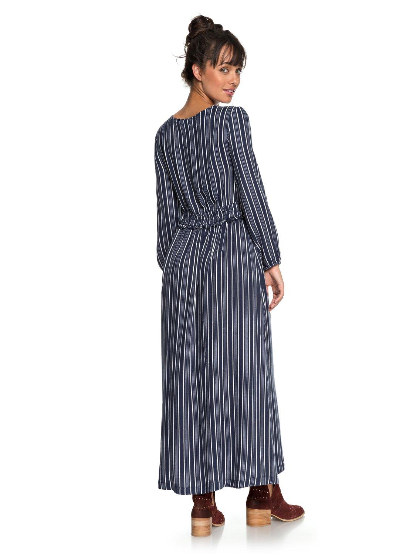 d729b79f9736 2 Subway Atmosphere - Long Sleeve Maxi Dress for Women ERJWD03259 Roxy