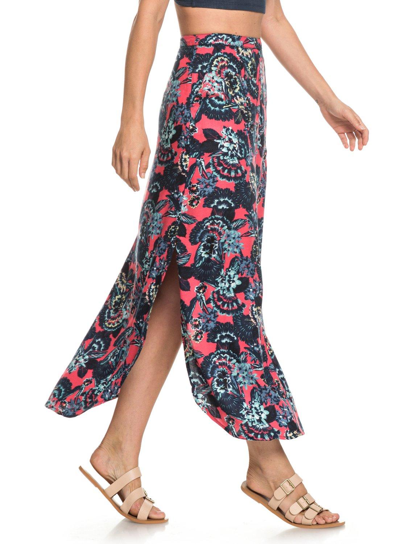 877b4b0a3 Sunset Islands - Falda Larga para Mujer ERJWK03035   Roxy