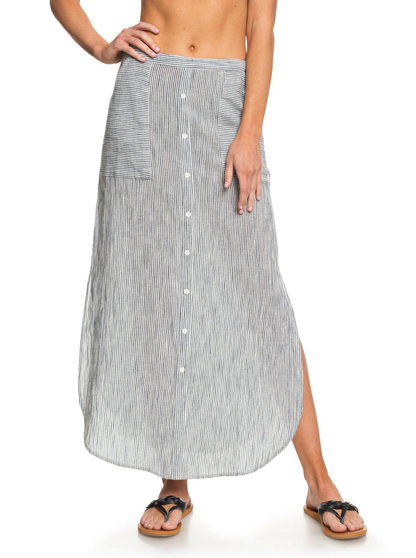 3a9594a4a3 1 Sunset Islands Maxi Skirt ERJWK03036 Roxy