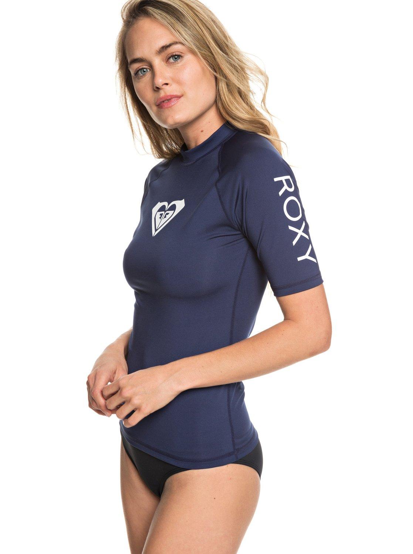 Roxy-Whole-Hearted-Licra-de-surf-de-maga-corta-UPF-50-para-Mujer-ERJWR03219 miniatura 6