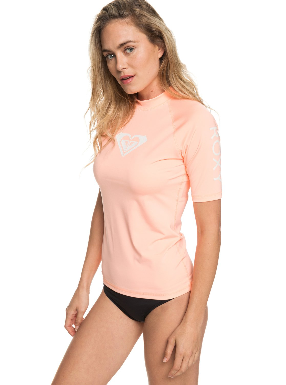 Roxy-Whole-Hearted-Licra-de-surf-de-maga-corta-UPF-50-para-Mujer-ERJWR03219 miniatura 22
