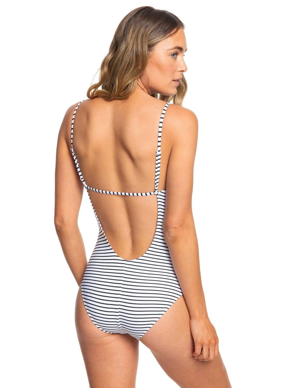 59e4a1583220 Printed Beach Classics - Bañador Entero para Mujer