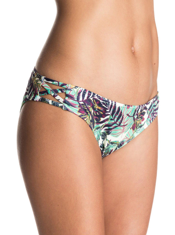 3f68accdcf Born Hawaiian 70's Bikini Bottoms ERJX403234 | Roxy