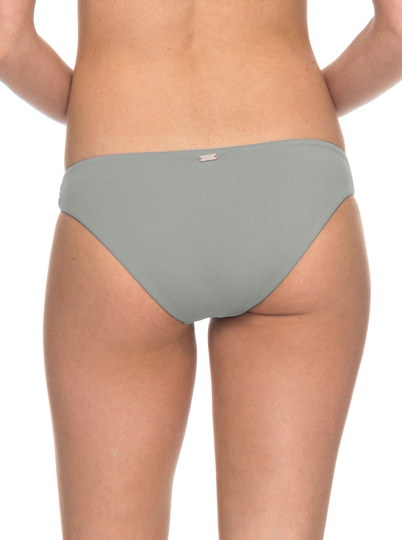 fc08d7e63af 2 Softly Love Scooter Bikini Bottoms Grey ERJX403540 Roxy