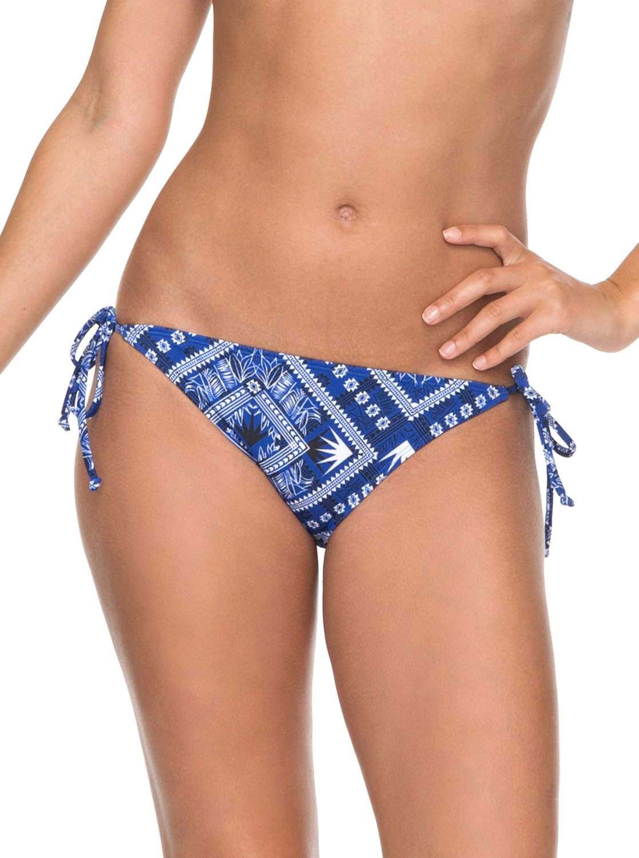 2fc1b21976 0 ROXY Essentials - Bas de maillot de bain pour Femme Bleu ERJX403558 Roxy