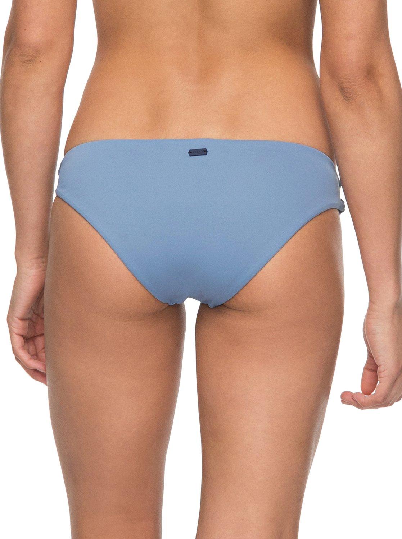 faffa27dd1b 3 Softly Love Reversible Scooter Bikini Bottoms Blue ERJX403574 Roxy
