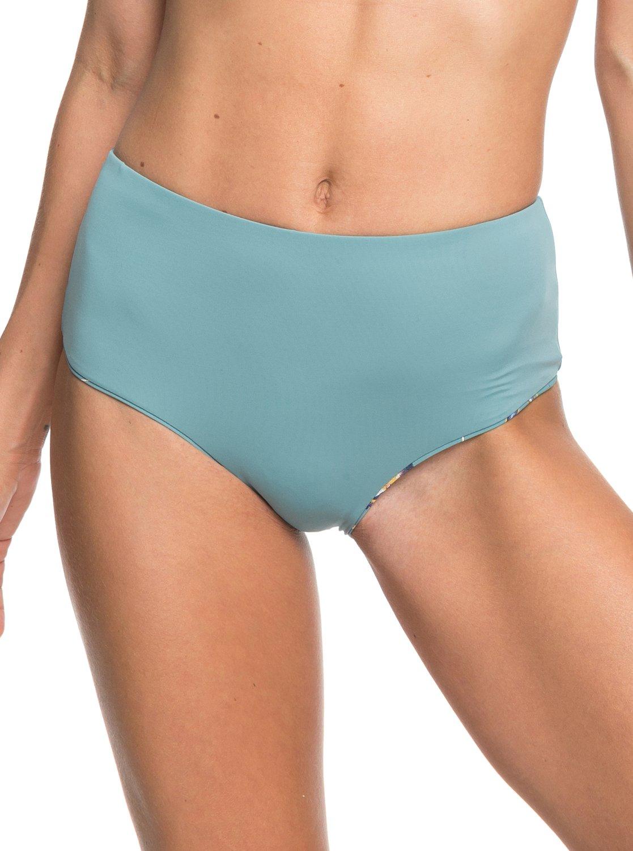 77780ee7244 2 Softly Love - Reversible Mid-Waist Bikini Bottoms for Women ERJX403628  Roxy