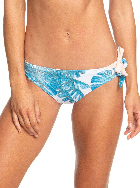 628160e14a 0 Summer Delight Full Bikini Bottoms White ERJX403749 Roxy