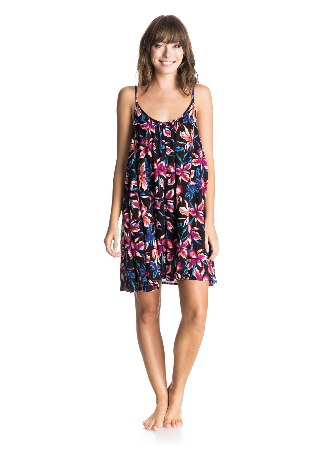 4d543597a9 0 Windy Fly Away Printed Cover Up ERJX603020 Roxy