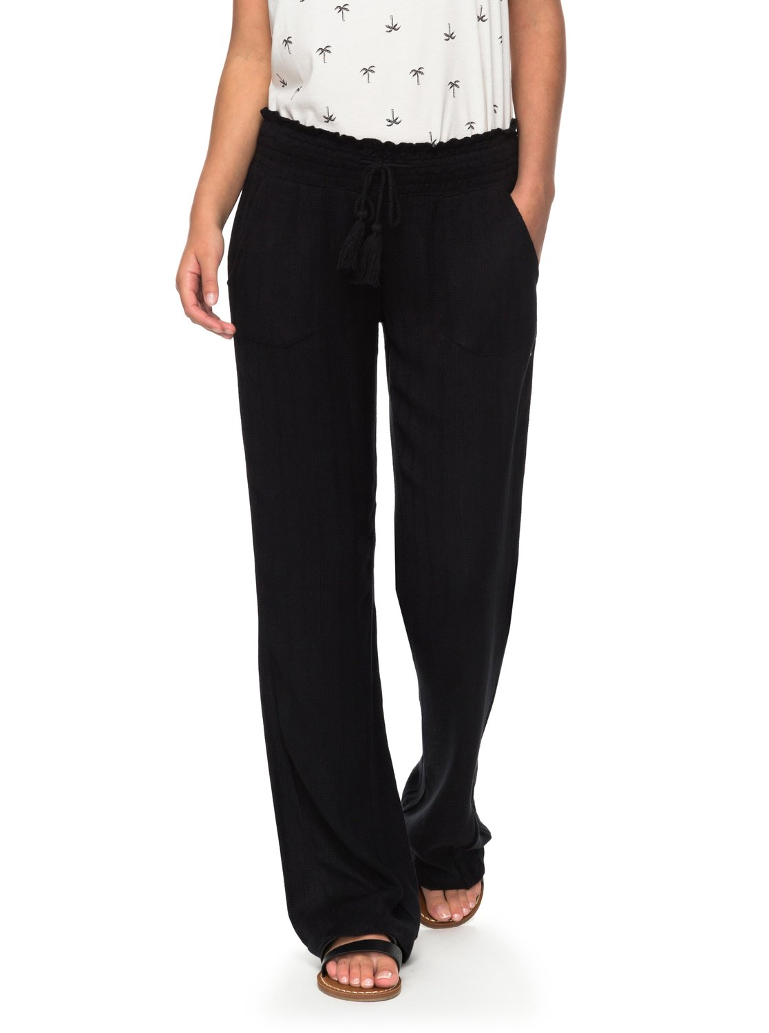 d0b6effd12 1 Ocean Side Beach Pants ERJX603069 Roxy