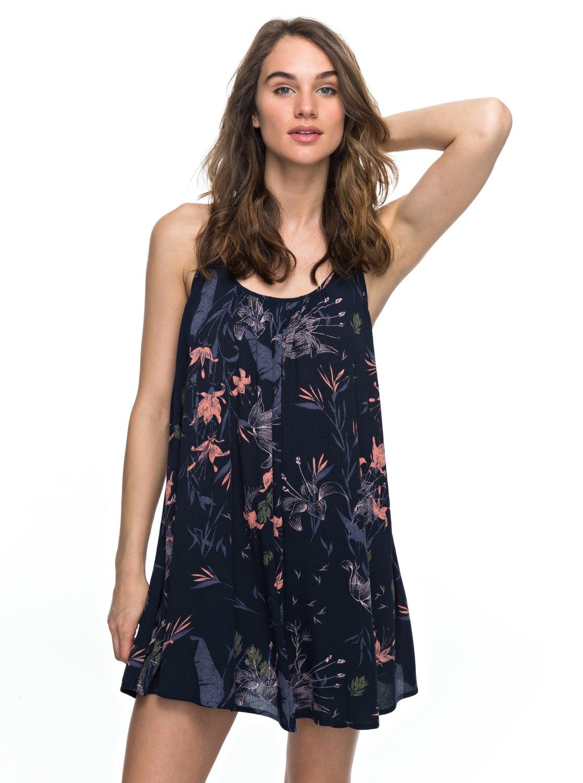 7a66ed5b99 0 Windy Fly Away Print Cover-Up Dress ERJX603090 Roxy