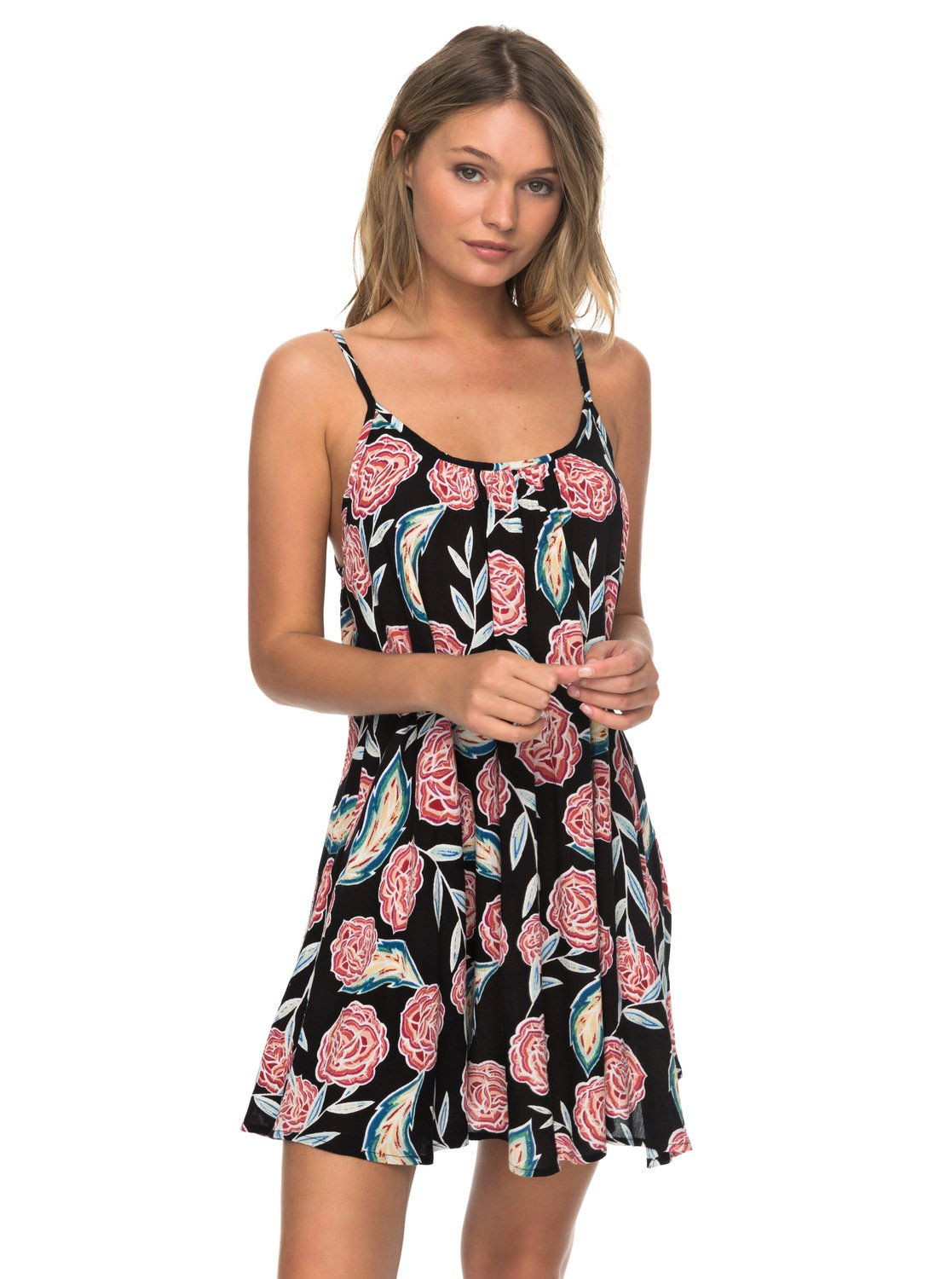c188dcd2248 0 Windy Fly Away Strappy Summer Dress ERJX603100 Roxy