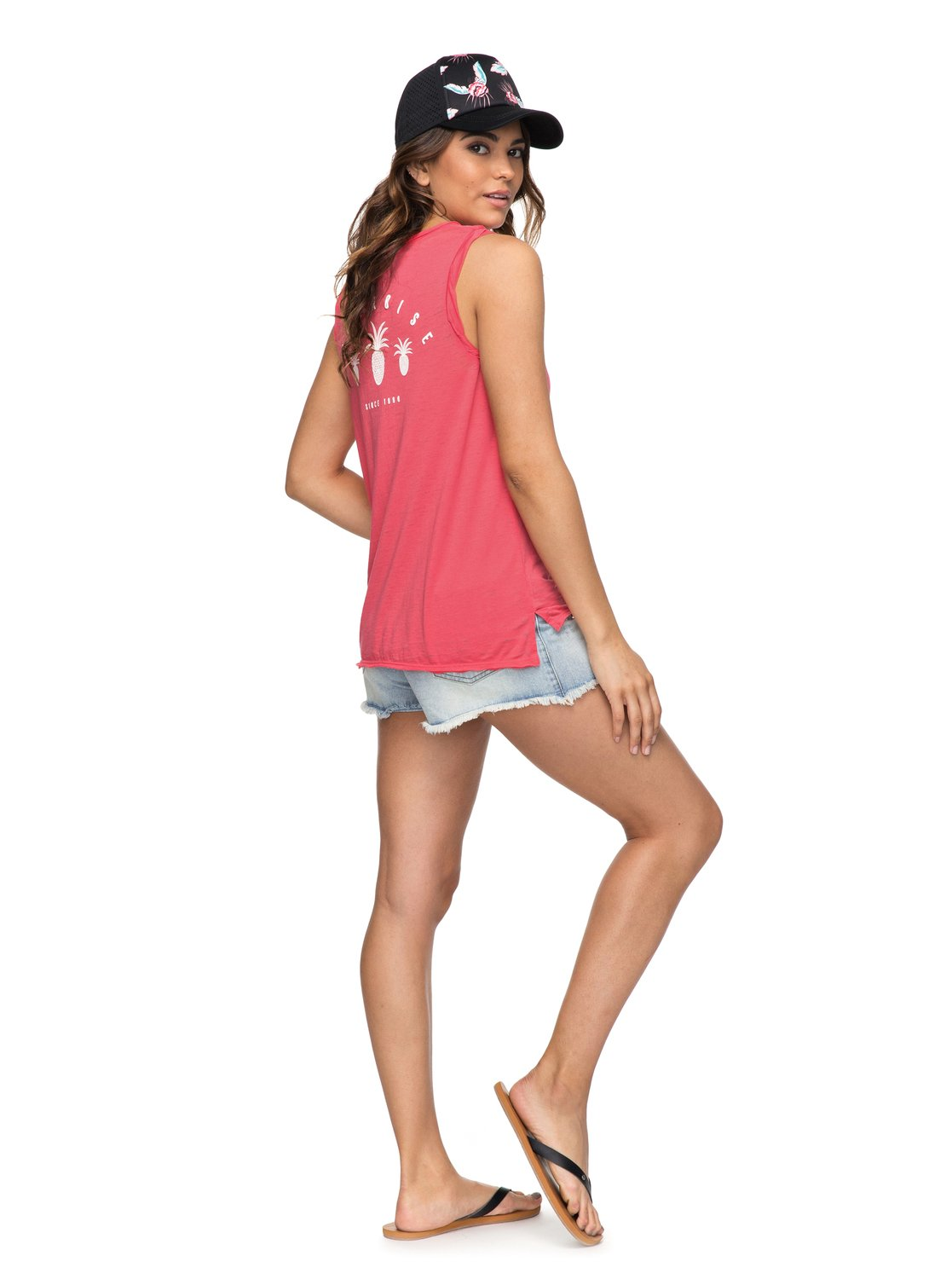 55c3c13c874 2 Time For Another Day A - Sleeveless T-Shirt for Women ERJZT04156 Roxy