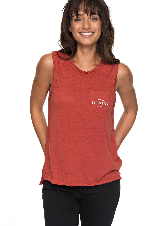 39dfeb7d4b3 0 Time For Another Day B - Sleeveless T-Shirt for Women ERJZT04157 Roxy