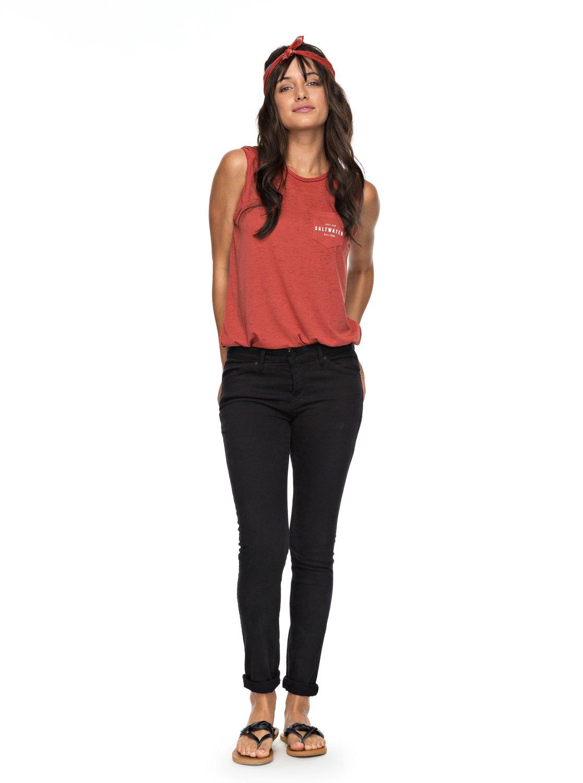 d942d2286d5 1 Time For Another Day B - Sleeveless T-Shirt for Women ERJZT04157 Roxy