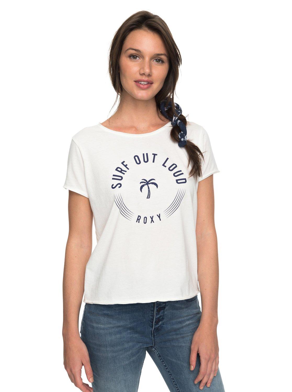 Para A Surf Mujer Camiseta Pop O80Pnkw
